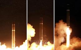 Triều Tiên công bố album ảnh về lịch sử phát triển các loại tên lửa
