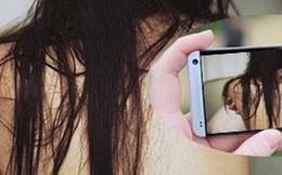 """Thanh niên lấy trộm clip """"nóng"""" trên điện thoại bạn rồi tống tiền người yêu bạn"""