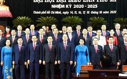 Ông Trần Lưu Quang được phân công giữ chức Phó Bí thư Thường trực Thành ủy TP HCM