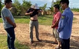 Doanh nghiệp khoáng sản thuê người chém Chủ tịch Hội Nông dân vì nghi bị tố giác