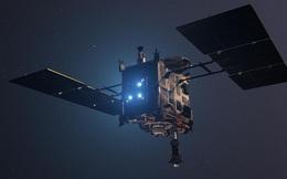 Hàng sắp về: 'Shipper' Hayabusa2 của Nhật Bản bay 5,24 tỷ kilomet để mang về Trái Đất mẫu vật lấy trên thiên thạch tỷ năm tuổi