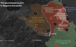 Nguyên nhân khiến Armenia lép vế trước Azerbaijan ở mặt trận Nagorno-Karabakh 2020