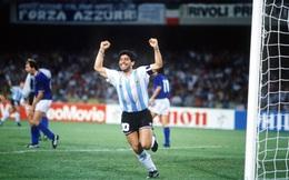 Những chiến tích để đời của huyền thoại bóng đá Maradona