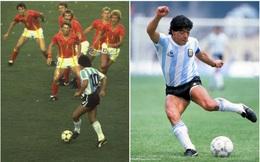 """Sự thật về bức ảnh huyền thoại """"Maradona 1 cân 6"""" từng khiến cả thế giới hiểu lầm"""