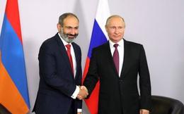 """Tổng thống Putin đã trở thành """"vị cứu tinh"""" của Armenia như thế nào?"""