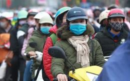 Bắc Bộ và Trung Bộ đón không khí lạnh tăng cường