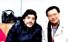 Khoảnh khắc đặc biệt của Đại sứ Trương Triều Dương với Maradona và lời hứa đầy tiếc nuối về Việt Nam
