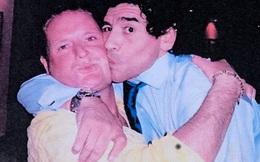 """""""Chiến hữu"""" lừng danh kể lại phi vụ kỳ quặc """"vừa say vừa đá bóng"""" cùng Maradona"""