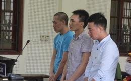Nhận án tử hình, 3 kẻ xách thuê ma túy bật khóc nức nở ở tòa