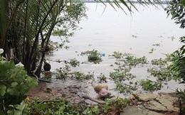 Thi thể nữ sinh mất tích 2 ngày nổi trên sông Vàm Cỏ