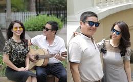 Những khoảnh khắc ngọt ngào của Danh hài Chí Trung và bạn gái kém 17 tuổi
