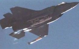 Clip chiến đấu cơ F-35 của Mỹ lần đầu thả bom hạt nhân