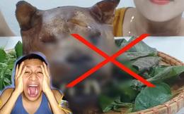 Ăn thịt chó mèo, vlogger người Việt gây tranh cãi dữ dội: nhiều người phẫn nộ, một số lại cho là chuyện bình thường
