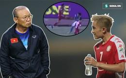 """""""Gã tiều phu"""" từng khiến cả V.League rợn người & màn lột xác khiến thầy Park phải động tâm"""