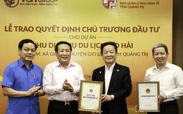 Tập đoàn T&T của 'bầu Hiển' đang đầu tư những dự án nào ở Quảng Trị?