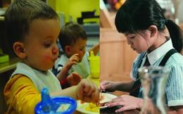 Từ phong cách giáo dục trên bàn ăn của cha mẹ Hàn Quốc và Mỹ, làm sao để nuôi dạy những đứa trẻ không-vô-ơn?