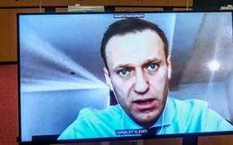 """Navalny """"chê"""" các biện pháp trừng phạt Nga của châu Âu vô dụng"""