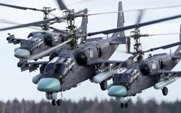 Nga trang bị tên lửa hành trình tầm xa cho trực thăng tiến công Ka-52