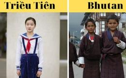 Nhìn qua đồng phục đến trường của học sinh ở các quốc gia trên thế giới, ẩn sau mỗi thiết kế đôi khi là những lý do riêng đặc biệt