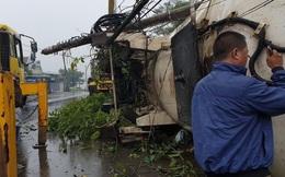 Xe bồn chở gas lao vào nhà dân trên Quốc lộ 20, gây cảnh tượng kinh hoàng