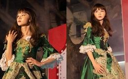 Nam sinh giả gái xinh xuất thần ẵm luôn ngôi vị 'Nam hậu', ngó sang đối thủ cũng chẳng kém cạnh!