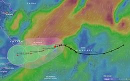 Sau bão số 10, Biển Đông có thể đón bão 11