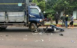 Điều khiển xe máy chạy ngược chiều, nam thanh niên bị tông tử vong