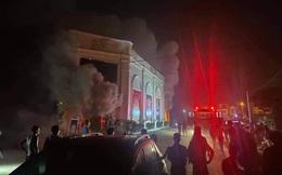 Xác định nguyên nhân vụ cháy quán bar X5 khiến 3 người tử vong ở Vĩnh Phúc