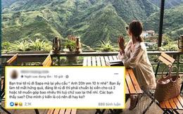 """Cô gái """"giãy nảy"""" vì bạn trai cầm 20 triệu đi Sa Pa mà vẫn yêu cầu 'ăn chia', netizens nhức nhối: Thôi chia tay giùm!"""
