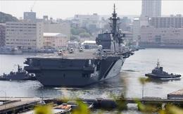 Mỹ, Nhật Bản, Australia và Ấn Độ tiến hành cuộc tập trận hải quân Malabar