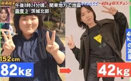Giảm liền 40 kg, nữ sinh tự tin tỏ tình với thầy giáo điển trai