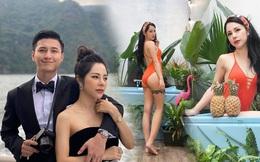 Nhan sắc nóng bỏng và điều ít biết về MC VTV vừa công khai hẹn hò Huỳnh Anh