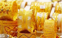 Chiều nay, giá vàng tiếp tục giảm
