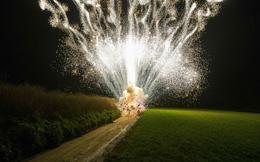 24h qua ảnh: Bỉ phá hủy kho chứa pháo hoa vì dịch Covid-19