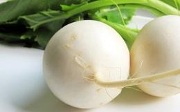Món ăn từ củ cải trắng giúp trị bệnh hô hấp