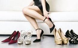 Thói quen mặc váy bó, quần chật và đi giày cao gót của phụ nữ: Hiểm hoạ với sức khoẻ