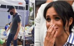 Hoàng tử Harry lần đầu xuất hiện sau tin vợ sảy thai và tiết lộ mới nhất về cách Meghan Markle vượt qua nỗi đau mất con thời gian qua