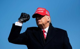 TT Trump: Tôi chưa nghĩ đến việc phát biểu cảm nghĩ thắng-thua nhưng thua thì rất khó chấp nhận