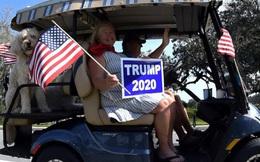 Donald Trump rút ngắn được khoảng cách với Joe Biden, Dow Jones tăng 550 điểm