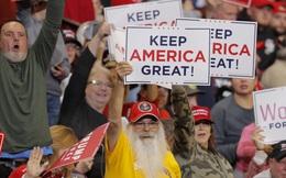 """[Video] AP: Những người ủng hộ Tổng thống Trump được cho là """"cục nam châm"""" hút cảnh sát"""