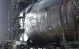 Hàn Quốc tiết lộ Triều Tiên đang đóng tàu ngầm mới