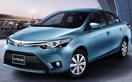 """Toyota Vios giá 299 triệu đồng khiến Honda City, Hyundai Accent """"khóc thét"""""""
