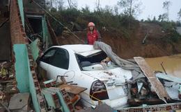 Quảng Ngãi: Thống nhất mức kinh phí hỗ trợ người dân bị thiệt hại về nhà ở sau bão số 9