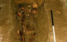 Rùng mình với sự thật về mộ cổ tù trưởng 6 đầu