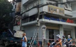 Cảnh sát phá cửa cứu 6 người trong căn nhà bốc cháy lúc rạng sáng ở Sài Gòn