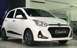"""Quyết đấu Vinfast Fadil, """"cắt đuôi"""" Kia Morning, Hyundai Grand i10 ồ ạt giảm giá cuối năm"""
