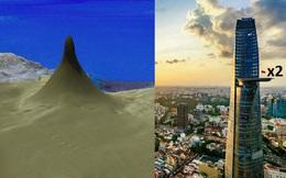 Phát hiện rạn san hô cao 500 mét ngoài khơi nước Úc, chiều cao gấp gần 2 lần tòa nhà Bitexco