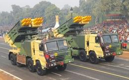 Ấn Độ thử thành công hệ thống tên lửa Pinaka phiên bản cải tiến