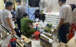 Phát hiện hàng trăm kg bột ngọt giả nhãn hiệu Ajinomoto ở Sài Gòn