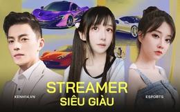 Soi cuộc sống xa hoa, bóc giá dàn siêu xe khủng của những streamer hàng đầu Trung Quốc